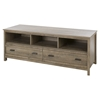 Exhibit TV Stand - Weathered Oak - SS-10394