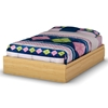Popular Natural Maple Full Mate's Bed - SS-2713211