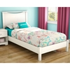 Step One Twin Headboard in White - SS-3160089