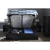 Step One Queen Storage Bed - Pure Black, Panel Headboard - SS-3107C2