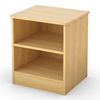 Step One Kids Natural Maple Nightstand | DCG Stores