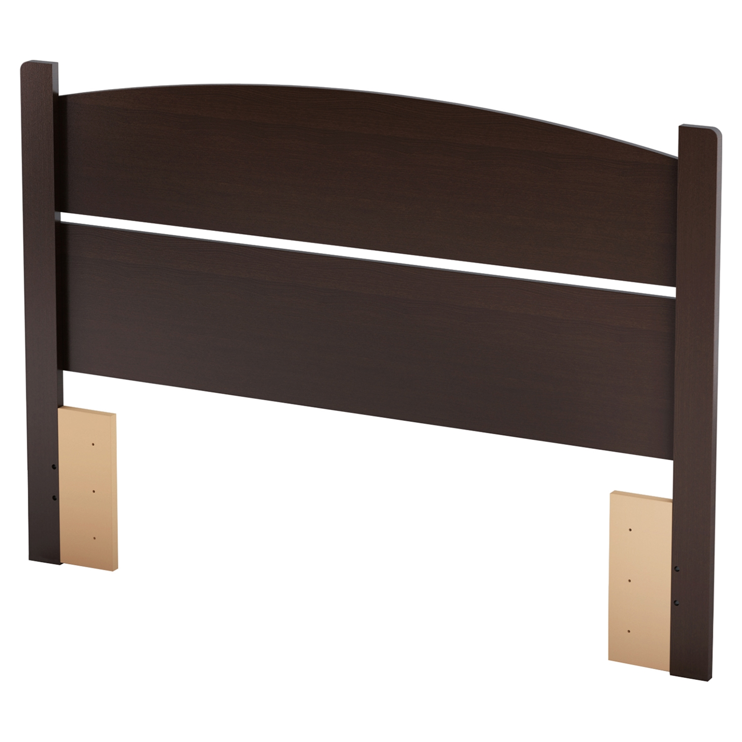 Libra Full Headboard - Chocolate - SS-3159091