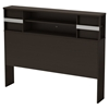 Step One Full Bookcase Headboard - Chocolate - SS-3159093