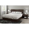 Step One King Headboard - Chocolate - SS-3159290