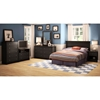 Vito Transitional Black Headboard - SS-3170270