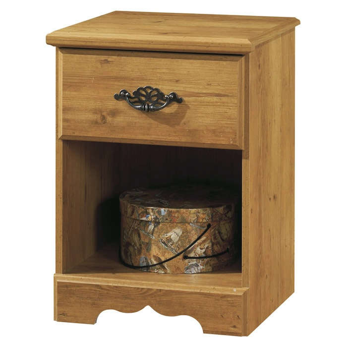 Prairie Youth Country Style Nightstand