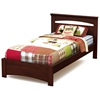 Sweet Morning Bedroom Set with Twin Bed in Royal Cherry - SS-3246-BSET
