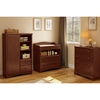 Sweet Morning Changing Table and Armoire - Drawers, Royal Cherry - SS-3246B2