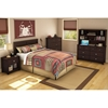 Willow Transitional Headboard in Havana Brown - SS-3339091