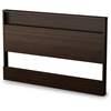 Holland Mocha Contemporary Headboard - SS-3379261