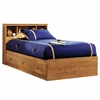 Little Treasures 4 Piece Twin Mate's Bedroom Set - SS-3432-4PC