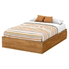 Little Treasures Full Mates Bed - 3 Drawers, Country Pine - SS-3432211