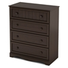 Savannah Espresso Chest and Changing Table Set - SS-3519330-3519034