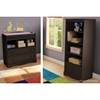 Savannah Changing Table and Shelving Unit - Espresso - SS-3519B2