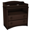 Angel Espresso Changing Table and Chest Set - SS-3559331-3559034