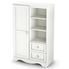 Savannah White Changing Table and Armoire Set   SS 3580330 3580038. Savannah White Changing Table and Armoire Set   DCG Stores