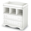 Savannah Cottage Style Changing Table in White - SS-3580330