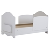 Savannah Toddler Bed - Pure White - SS-3580170