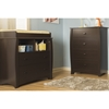 Beehive Chest - 4 Drawers, Espresso - SS-3619034