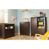 Beehive Changing Table - Removable Changing Station, Espresso - SS-3619330