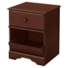 Little Treasures Mates Bedroom Set - 3 Drawers, Royal Cherry - SS-3846-BED-SET