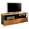 City Life Two-Toned TV Stand with Drawers - SS-4257662