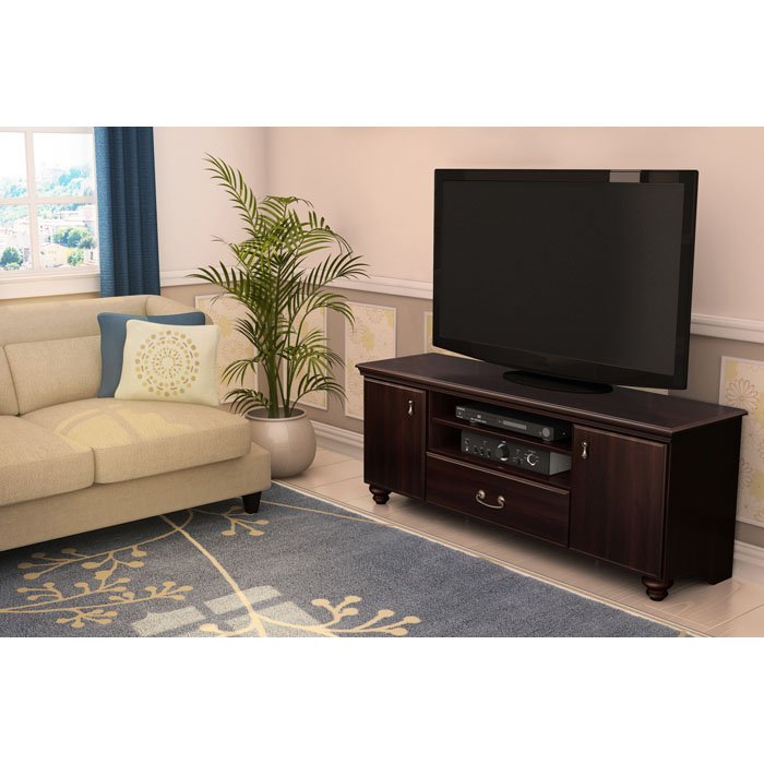 Noble TV Stand with 2 Doors and 1 Drawer - SS-4316677