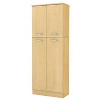 Axess Storage Pantry - Natural Maple