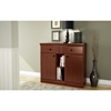 Morgan Sideboard - 2 Doors, 2 Drawers, Royal Cherry - SS-7246770