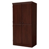 Morgan 4 Doors Armoire - Royal Cherry - SS-7246971A