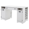 Artwork Craft Table - Storage, Pure White - SS-7260727