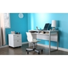 Interface Office Desk - Pure White - SS-7350070