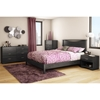 Step One Queen Platform Bed - Gray Oak - SS-737203