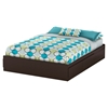 Fusion Queen Mates Bedroom Set - Chocolate - SS-9006B1-BED-SET