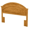 Cabana Full/Queen Headboard - Country Pine - SS-9009287