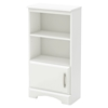 Callesto Twin Mates Bedroom Set - 3 Drawers, Pure White - SS-9018-BED-SET