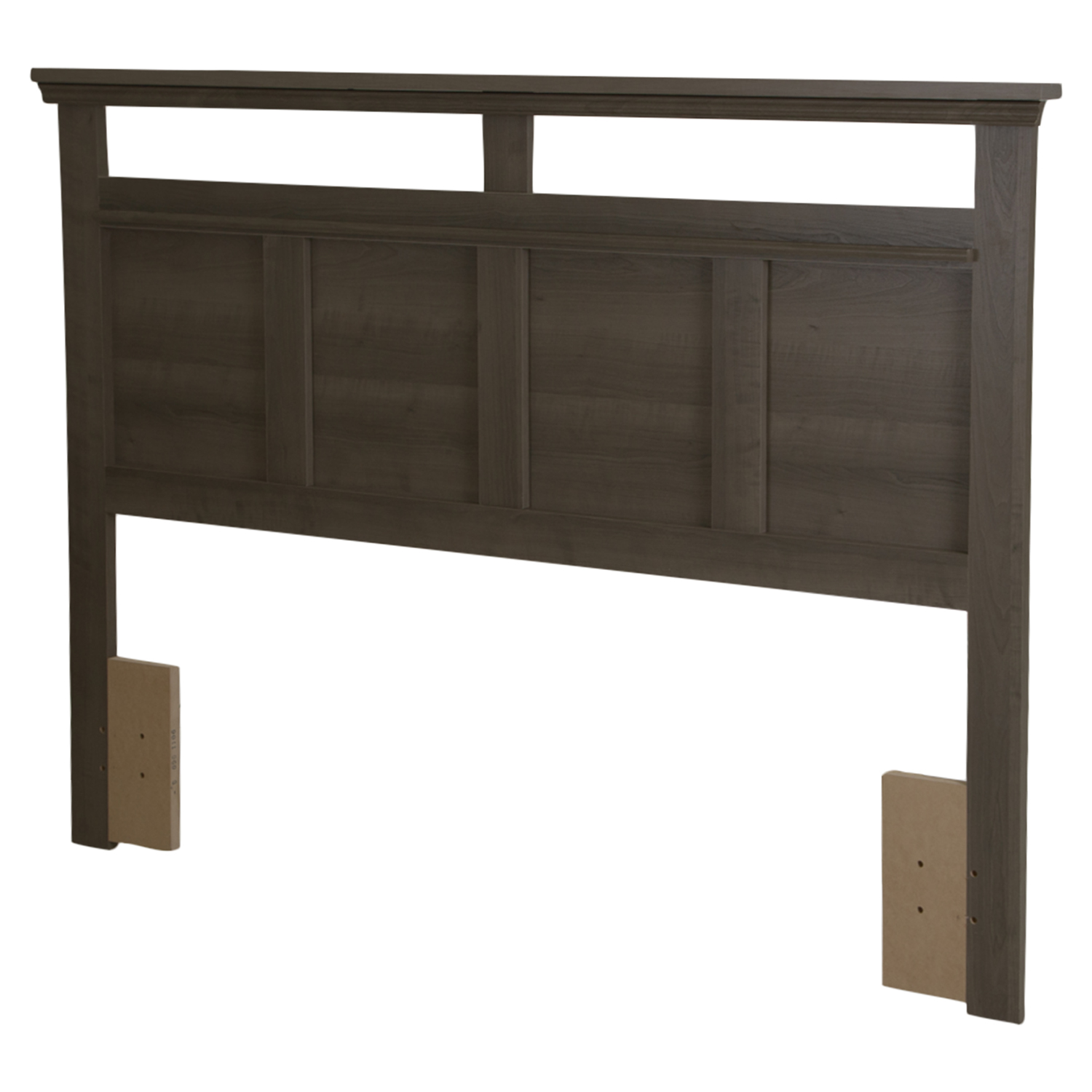 Versa Full/Queen Headboard - Gray Maple - SS-9041256