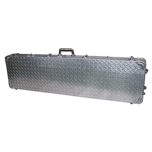 AluminumLock Series Heavy Duty Aluminum Double Rifle Case
