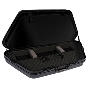 DiamondLock Series Deluxe Double Bow Case - Black