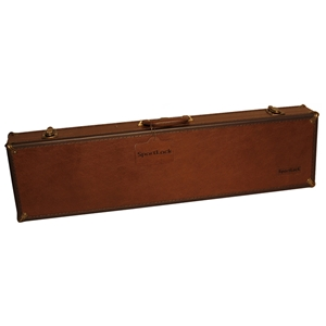 LeatherLock Series Take Down Shotgun Case