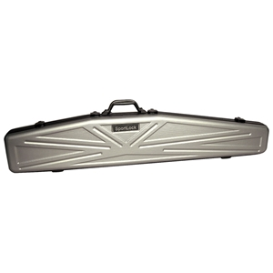 DiamondLock Series Single Rifle Case - Silver