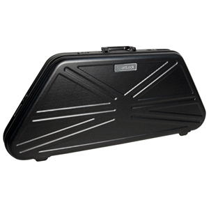 DiamondLock Series Deluxe Single Bow Case - Black