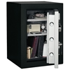 Elite Compact Executive 30 Minute Fire Safe w/ Electronic Lock - STO-E-029-SB-E#