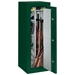 FS Series Green Fire Resistant Safe w/ Combination Lock - 14 Gun - STO-FS-14-MG-C#