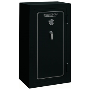 FS Series Black Fire Resistant Safe w/ Electronic Lock - 24 Gun