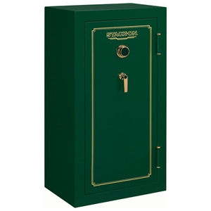 FS Series Green Fire Resistant Safe w/ Combination Lock - 24 Gun