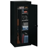 Convertible 18-Gun Security Cabinet - Black - STO-GCB-18C-DS#