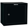 Pistol Ammo Security Cabinet w/ 1 shelf - Black - STO-GCB-500-DS#