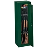 10-Gun Security Cabinet - Hunter Green - STO-GCG-910-DS#