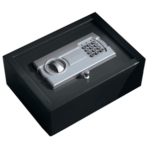 Strong Box Drawer Safe w/ Electronic Lock